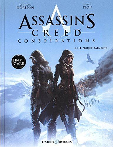 Free Download Assassins Creed Conspirations Tome 2 Read
