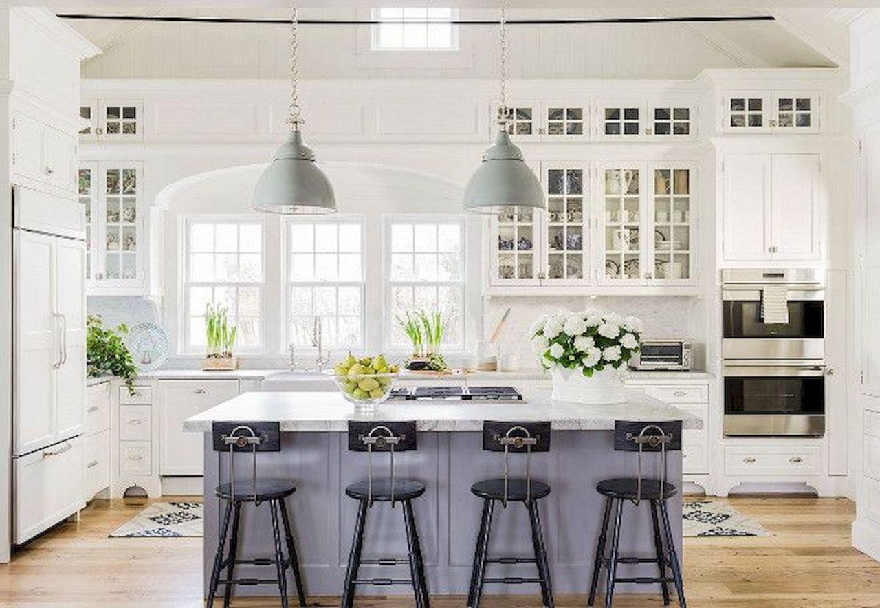 Best Off White kitchen Cabinets Design Ideas 9   Classic ...