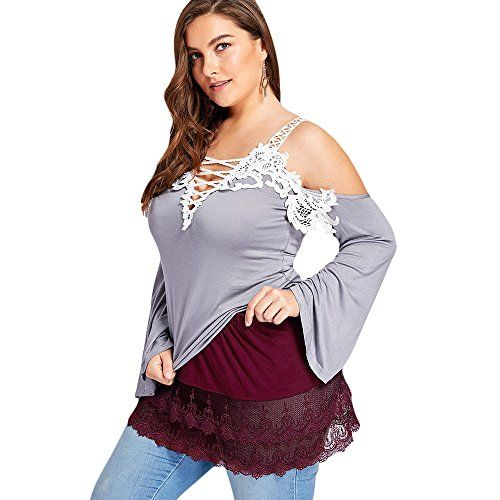 be677036c63 GAMISS Women s Layered Skirt Extender Tiered Sheer Lace Trim Extender Half  Slips Plus Size