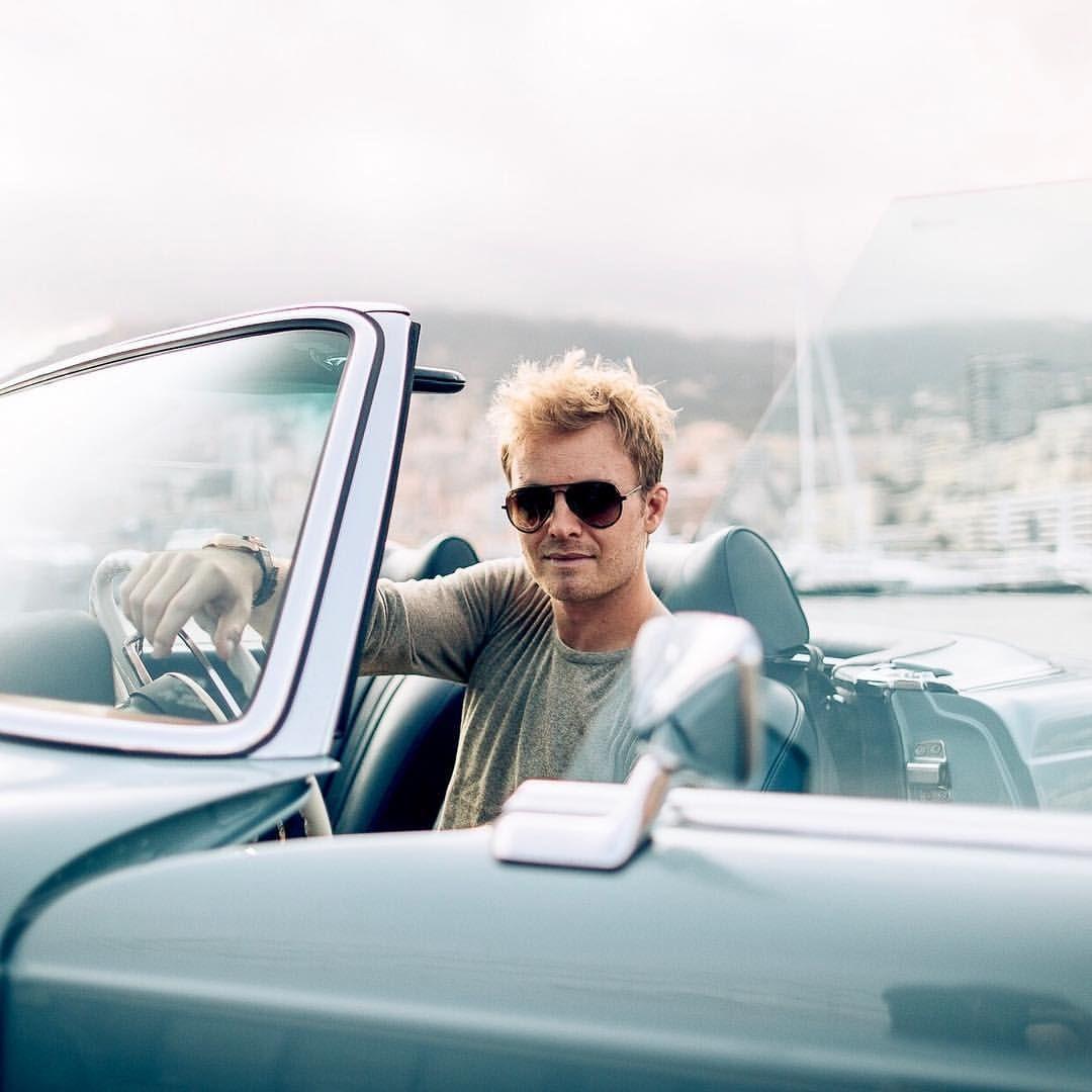 Rosberg Instagram