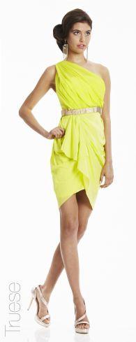 Mini - Instance Dress in Glow - Truese