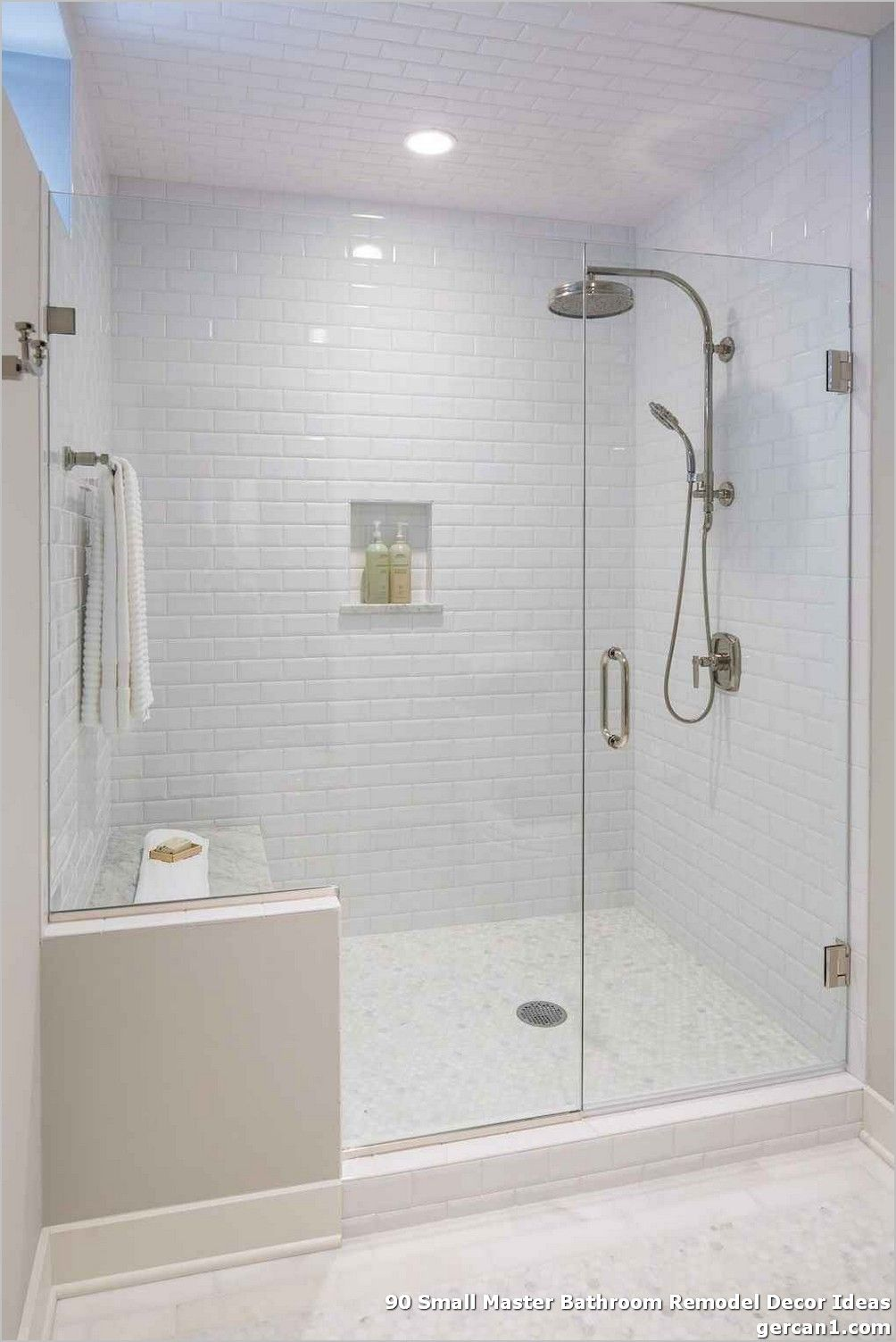 90 Small Master Bathroom Remodel Decor Ideas Small Rest Room Design Is Lastly Stepping Ou Bathroom Remodel Shower Diy Bathroom Remodel Small Shower Remodel