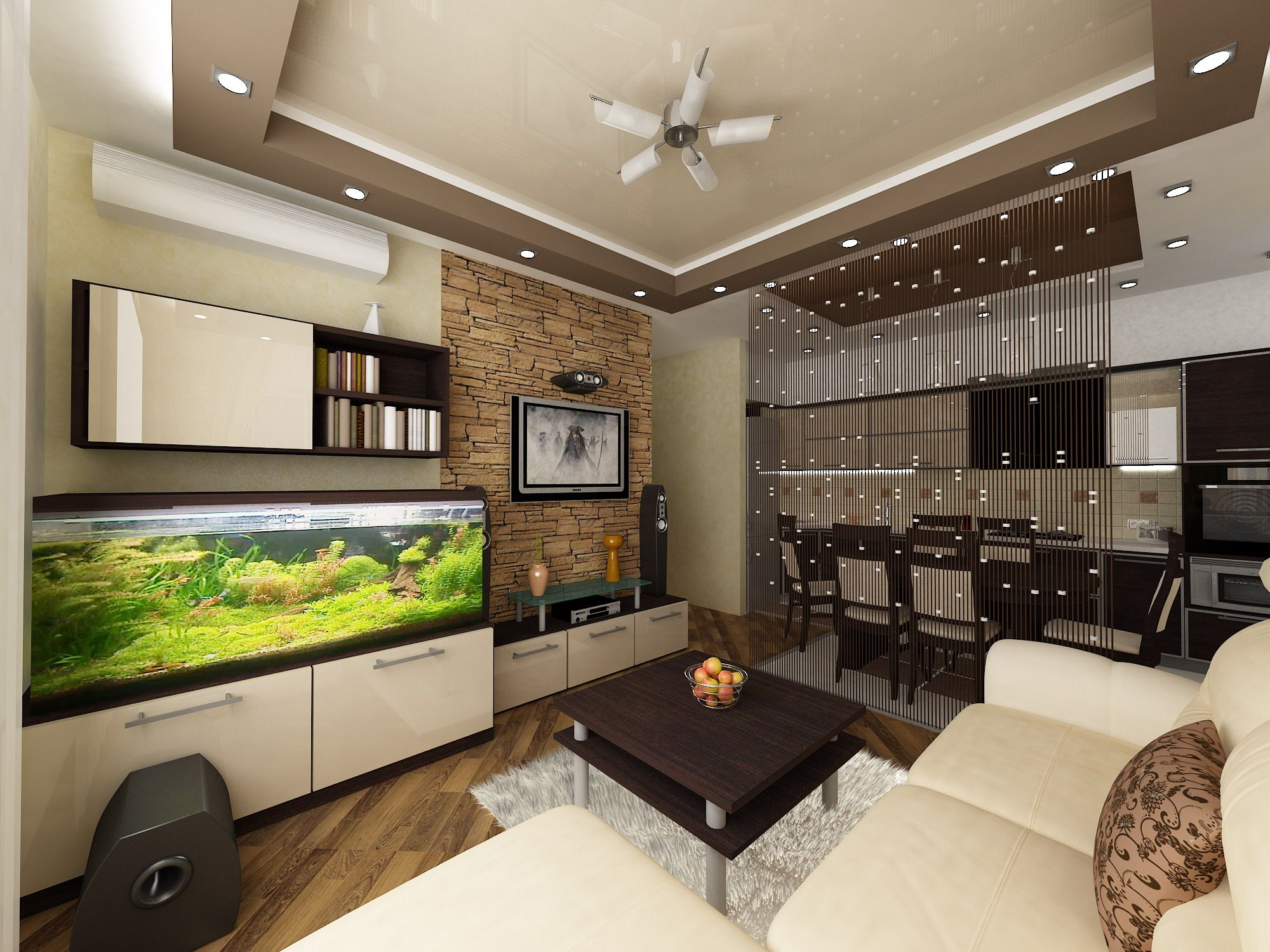 Кухня-гостиная 16 м кв (47 фото): видео-инструкция по ...