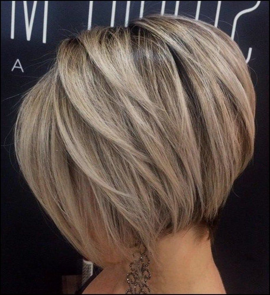 Beste Kurze Bob Frisuren Fur Feines Haar 2018 Meine Frisuren Short Hairstyles For Thick Hair Thick Hair Styles Haircut For Thick Hair