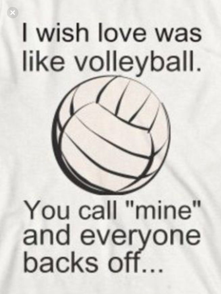 Pin By Callihaynes On Volleyball Volleyball Quotes Funny Volleyball Memes Volleyball