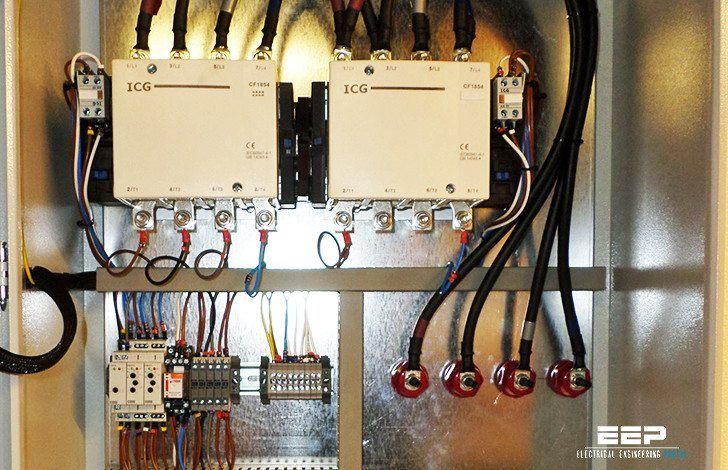 Manufacturing Commercial And Institutional Facilities That Cannot Tolerate The Loss Of Electricity And Then We Must Transfer Switch Electrical Projects Switch