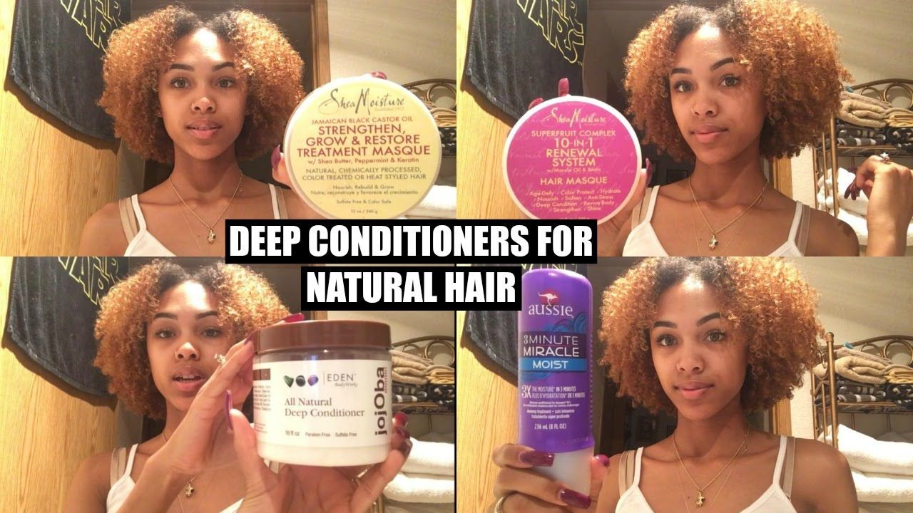 Best Deep Conditioners For Natural Hair My Top 5 Favorites