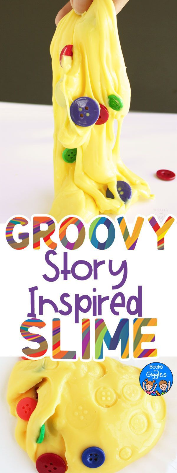 How to Make Slime Into a Groovy Pete the Cat Activity