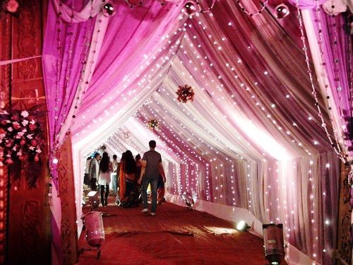 25+ Best Ideas About Wedding Entrance Decoration On