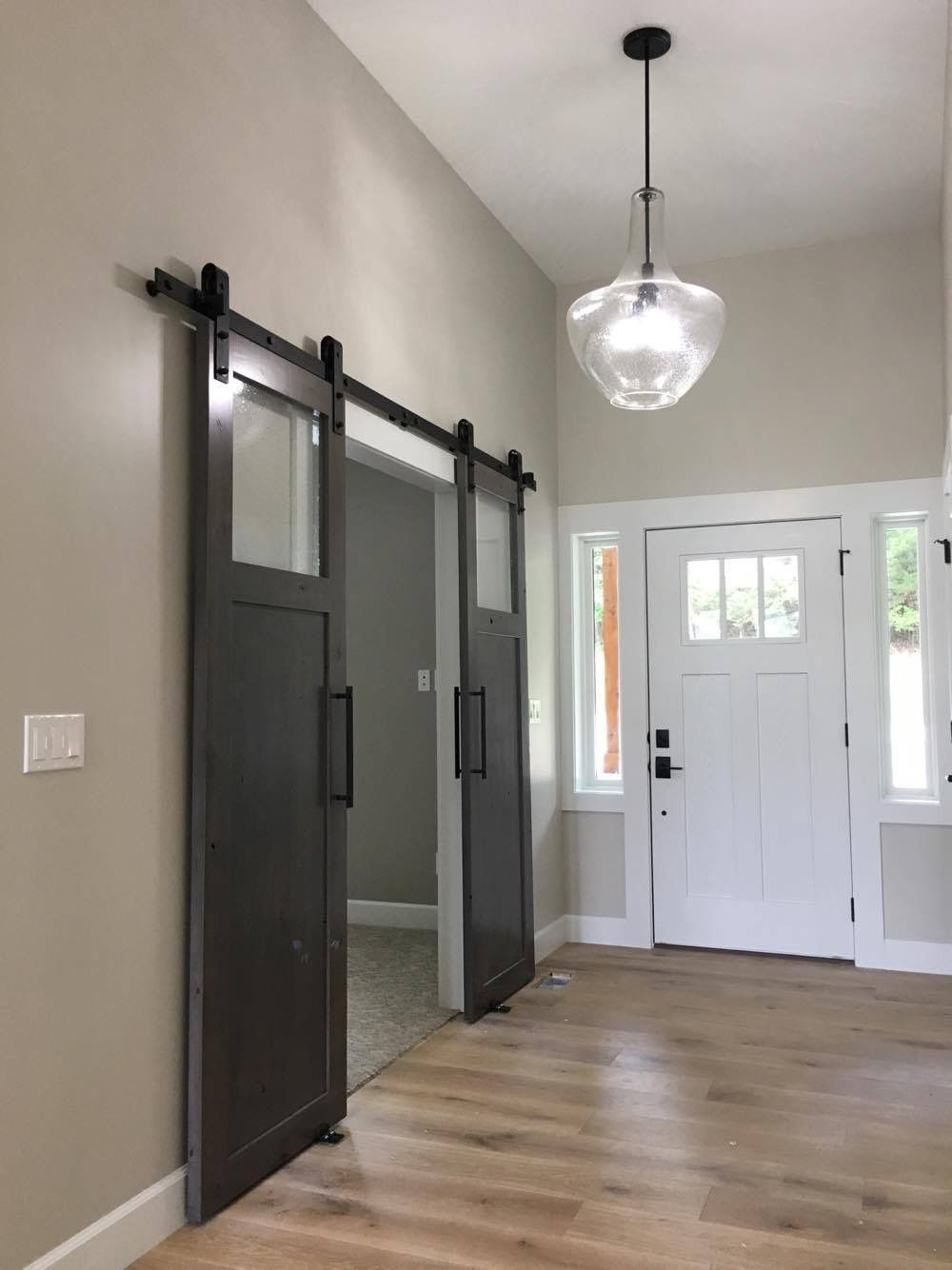 Barnyard doors for the office future home pinterest future and