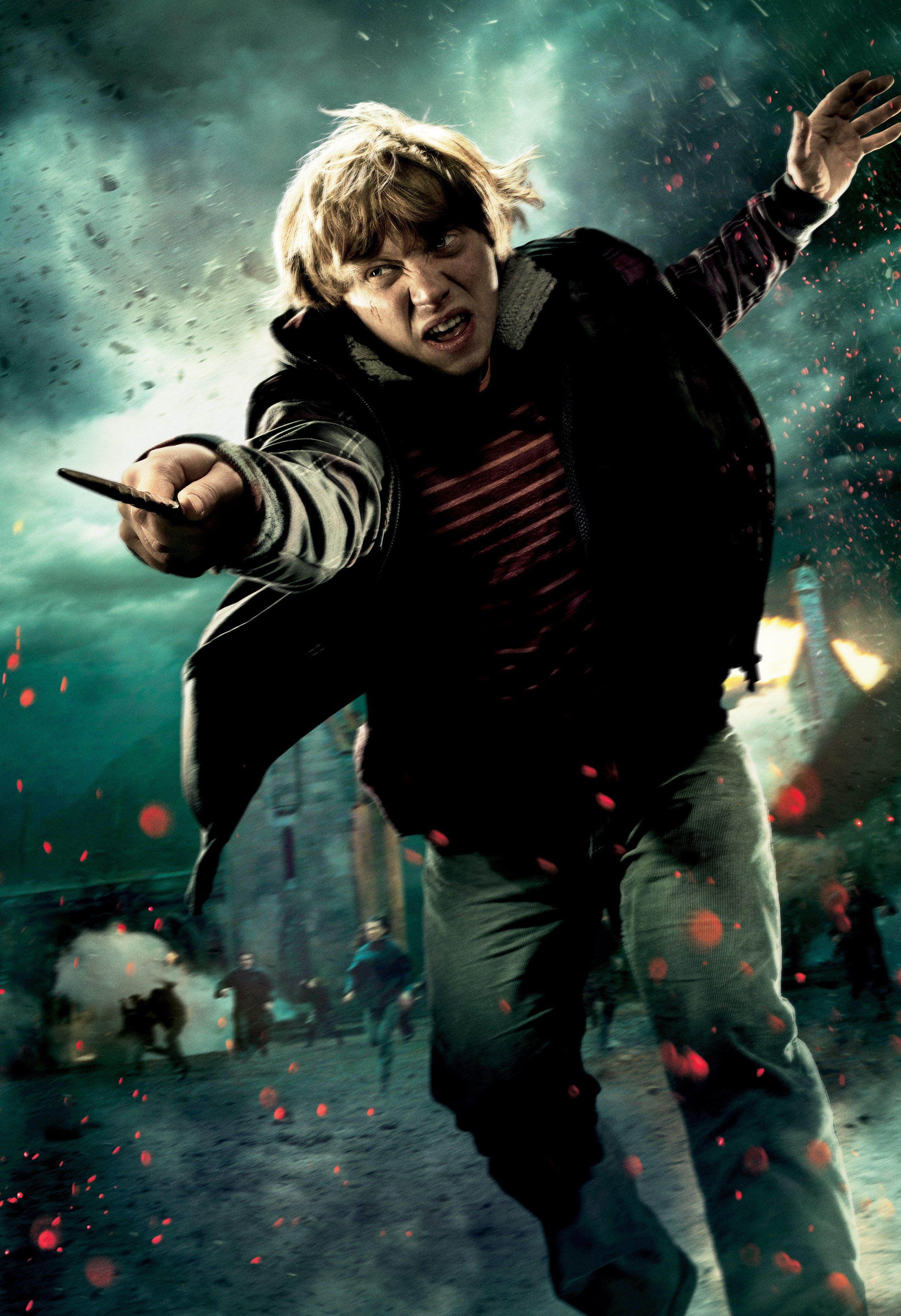 Harry Potter 7 Part 2 Harry Potter Hermione Harry Potter Deathly Hallows Harry Potter Characters