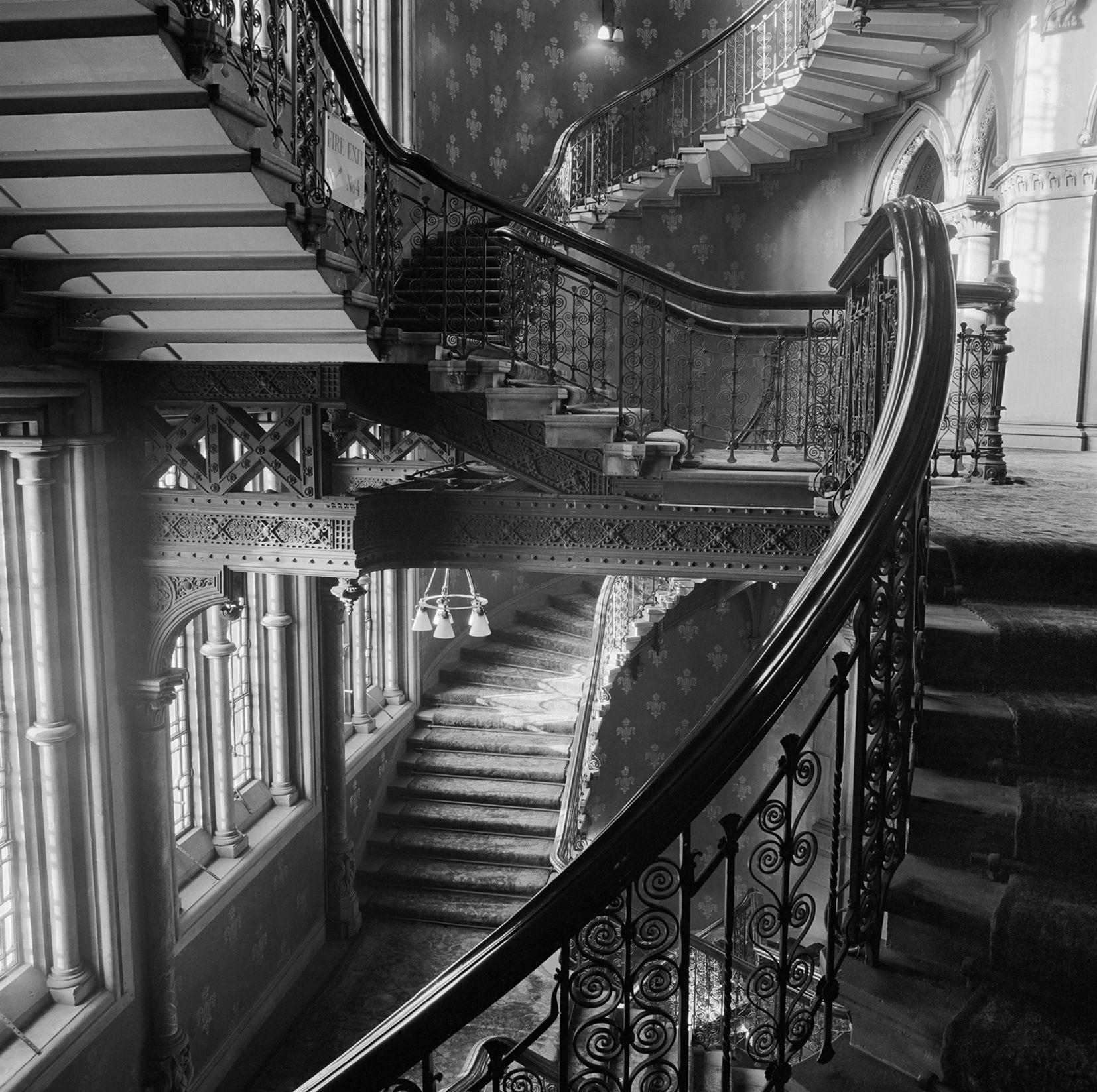 #Victorian #Steampunk #London #Abandoned
