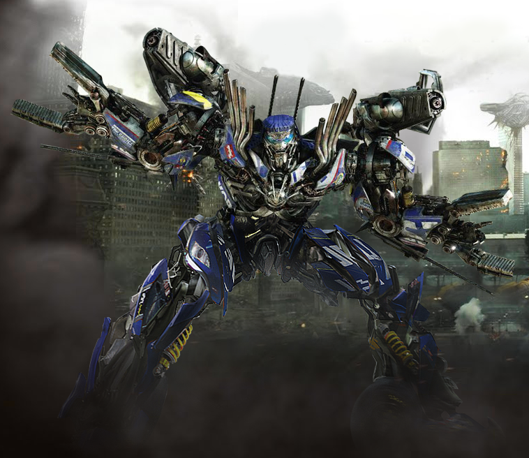Transformers 5 Top Spin