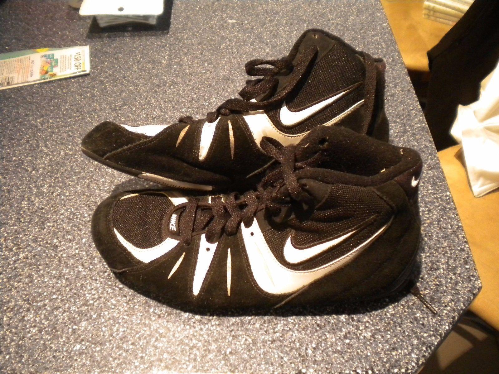 Nike Speedsweep VI Lace Pocket Team Wrestling Shoes Men's Size 7.5 ...
