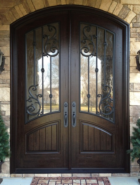 Front Doors Without Bar Details Tudor Revival Front Doors