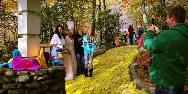 Land Of Oz At Beech Mountain Tickets For The October Event Go On In August