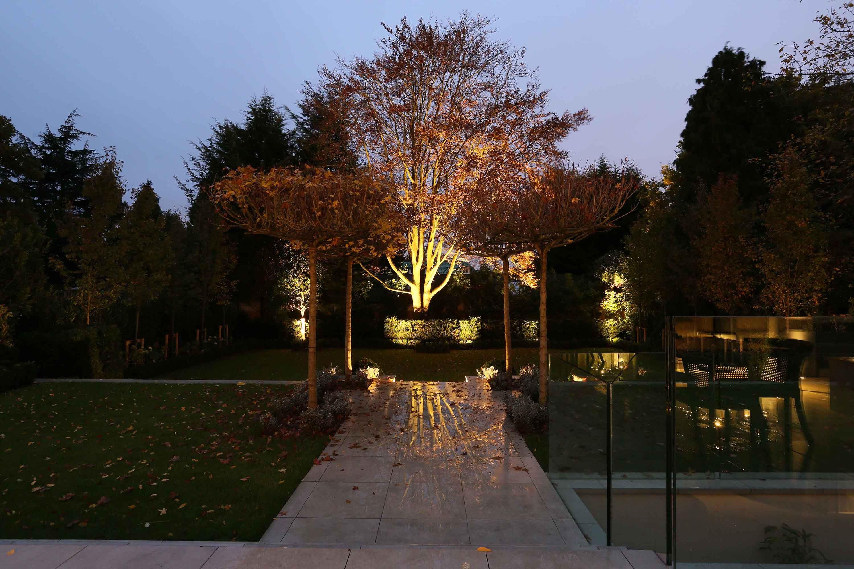 50 Inspirational Garden Lighting Ideas