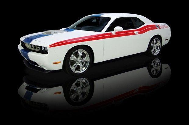 2011 Dodge Mr. Norm's Garage Challenger Sox & Martin Street Edition 'Cuda HEMI V8