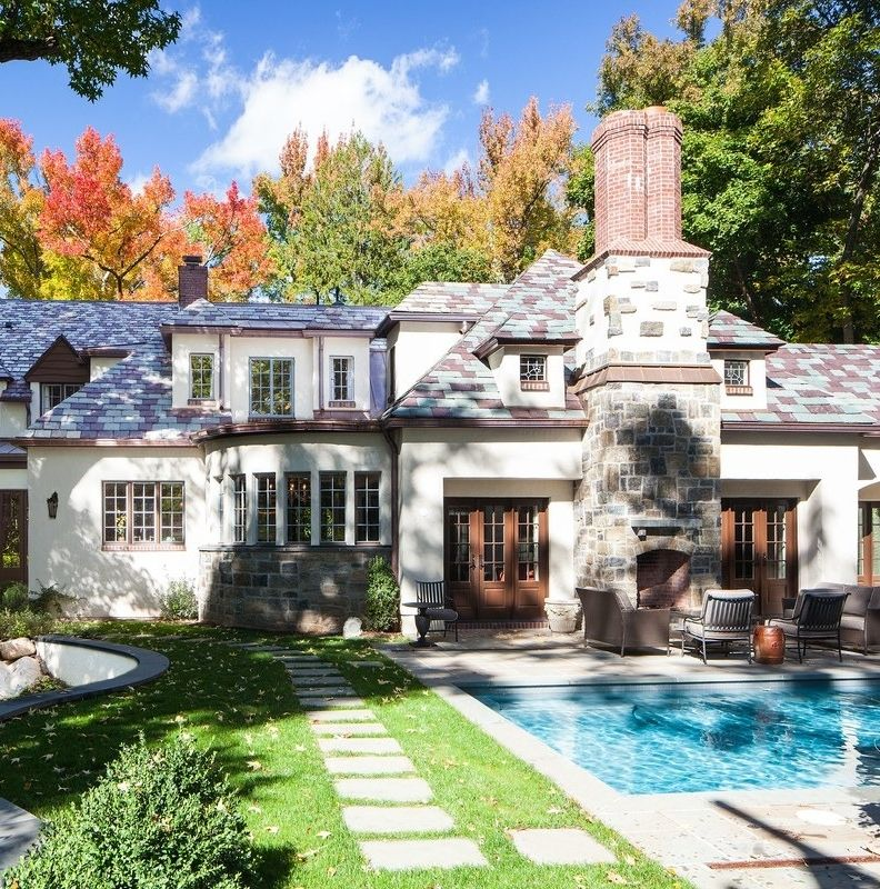 Inside The Century-Old New Jersey Home Of Squawk Box's Joe