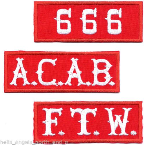 hells angels support big red machine patch aufnaher 81 brm. Black Bedroom Furniture Sets. Home Design Ideas