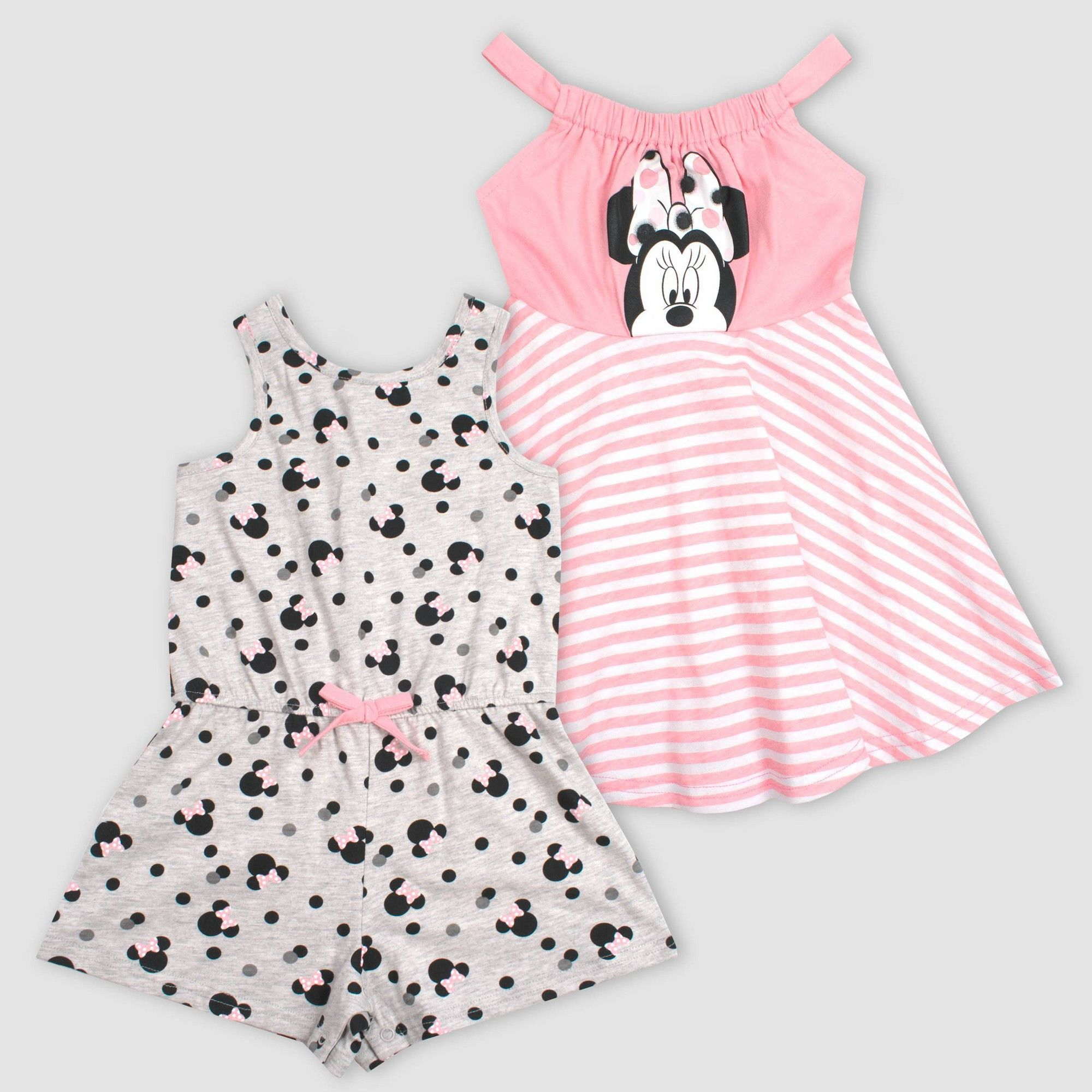 Baby Toddler Disney Romper One-piece Boy Girl Fancy Dress Costume Suit Out  fit