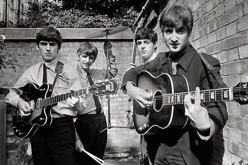 The Beatles Photograph by Terry O'Neill