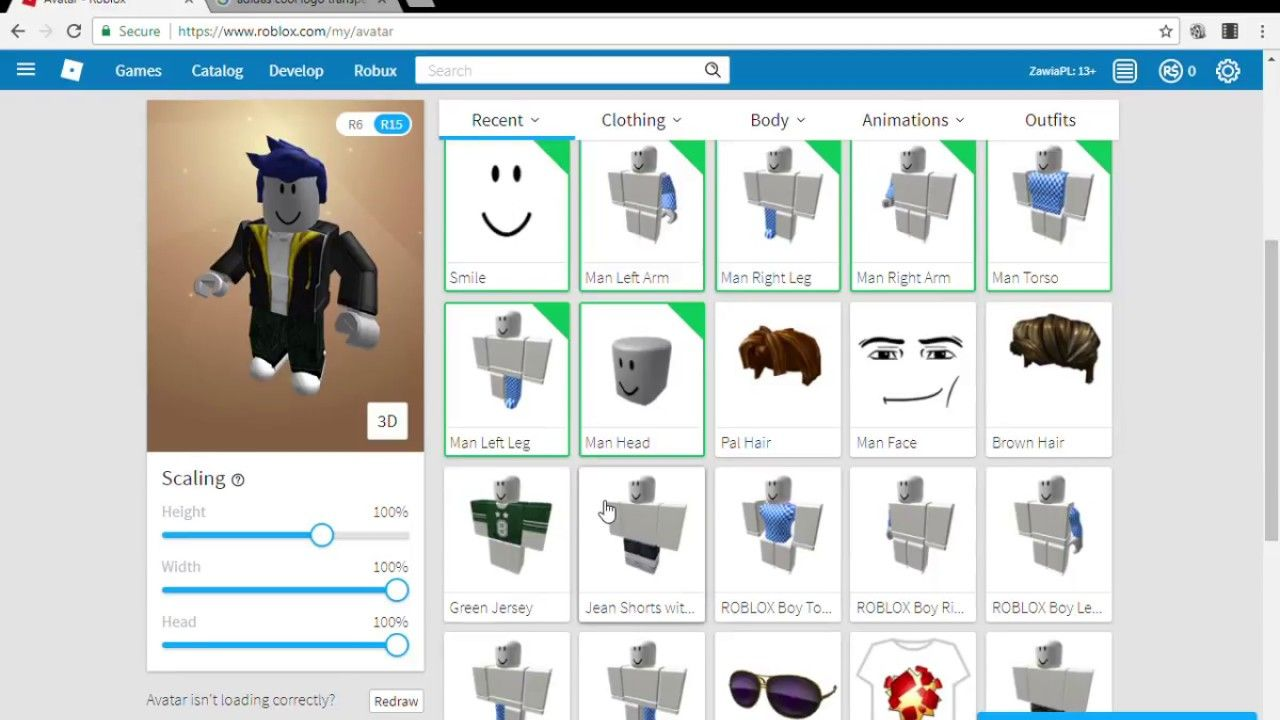 How to Get 1000000 Robux and look good in roblox no inspect