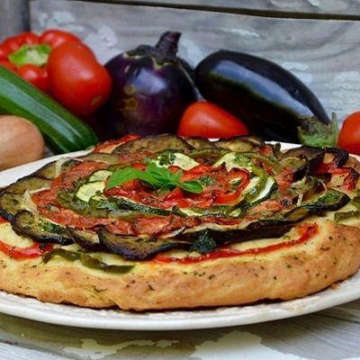 Tarte aux légumes d'été : Les plus belles recettes de juillet 2016 - Journal des Femmes