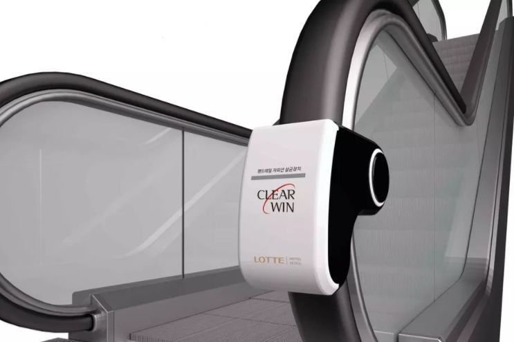 Uv Handrail Sterilizers Hand Sanitizer Technology Gadgets Uv Led
