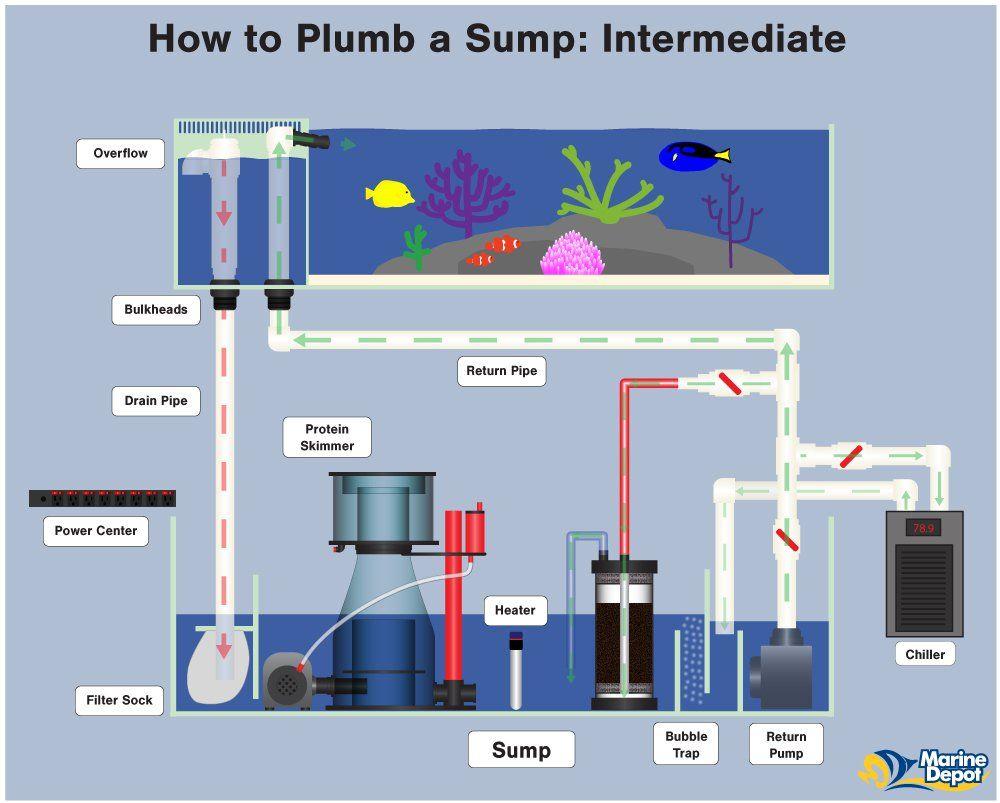 How To Plumb A Sump Basic Intermediate And Advanced