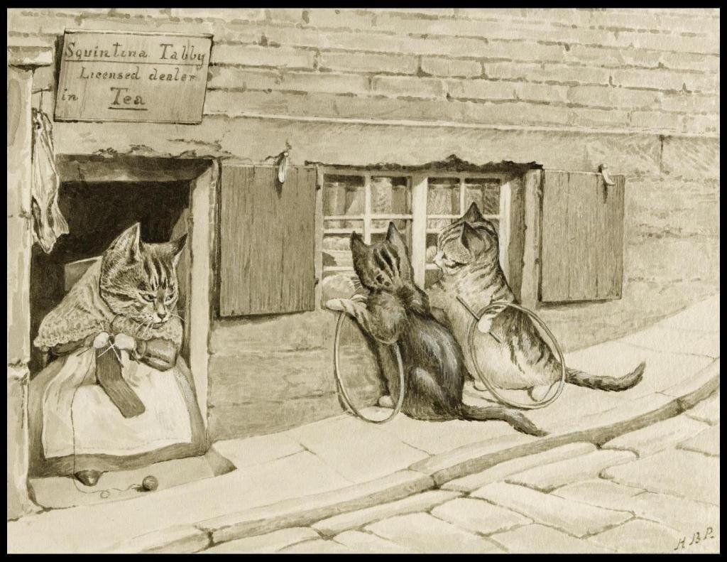 Los Dibujos Mas Caros De Beatrix Potter Beatrix Potter Dibujos Dibujo Preparatorio