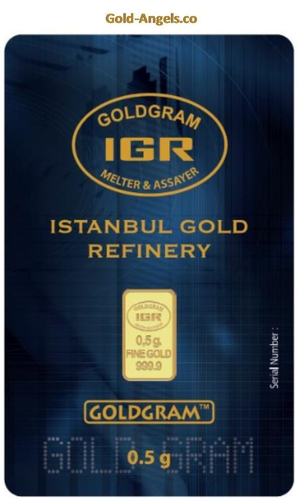 27 25 For 0 5 Gram 999 9 24k Fine Gold Igr Bullion Bar In Assay Lbma Cert Free Shipping How Easy Is It For You To Gold Bullion Bars Gold Bullion Gold Bar