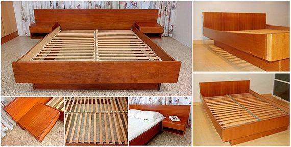 Best Loading Modern Platform Bed Platform Bed Plans Diy Bed 400 x 300