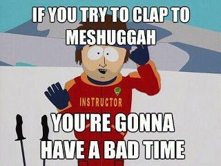 Meshuggah & South Park | She Who Laughs the Loudest | Extreme metal