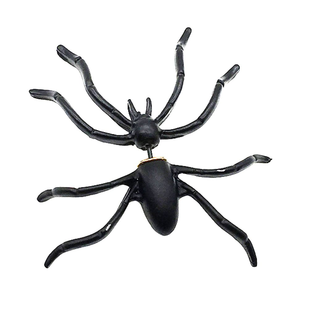 Halloween Costume Spider Earring Stud Party Gothic Punk Fancy Party Jewellery
