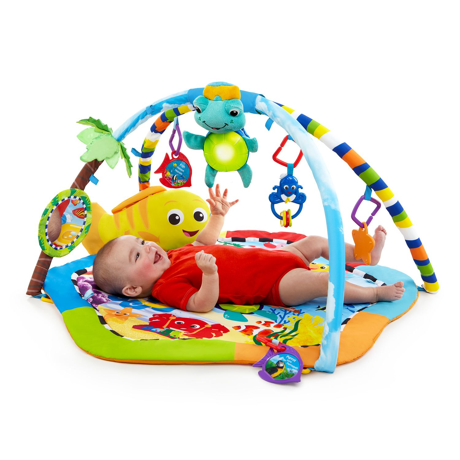 805ec44e7da2 Get 20% off this Baby Einstein Rythm of the Reef Playgym at Target ...