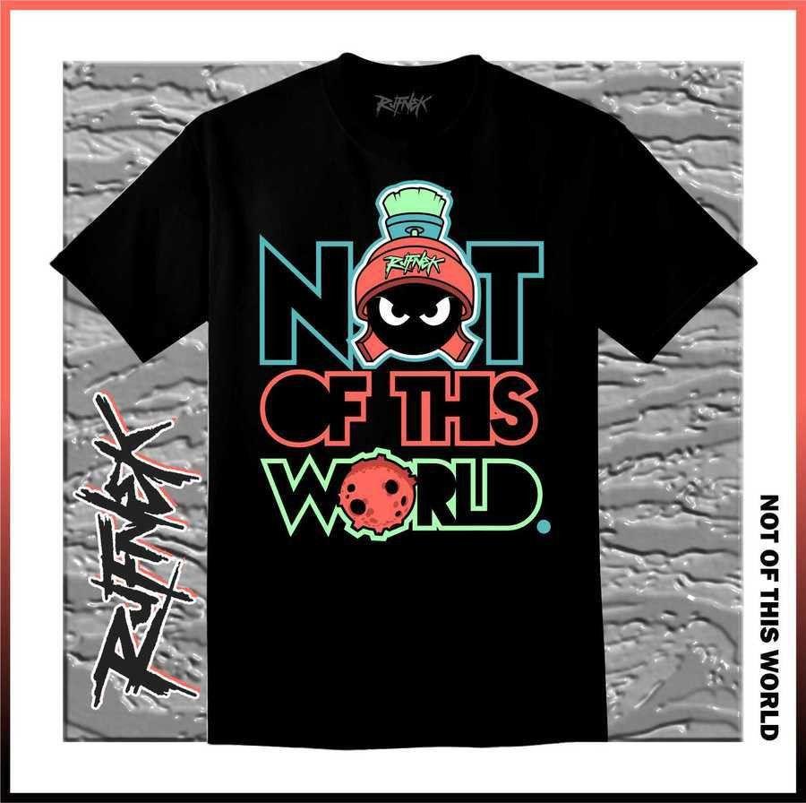 NOT OF THIS WORLD (SHIRT) | Original RUFNEK brand