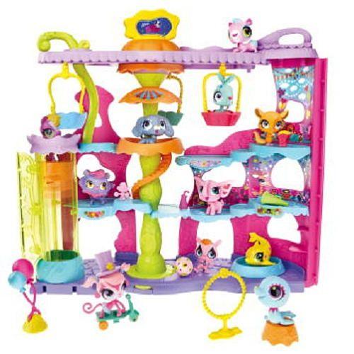 Exclusive Littlest Pet Shop Circus Playset Pet Shop Littlest Pet Shop Little Pets
