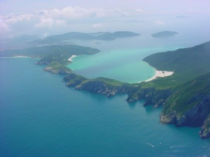 Portuguese Ilha Do Farol Arraial Do Cabo Capital Do Mergulho