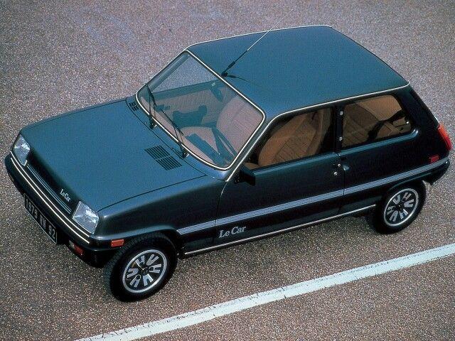 Renault 5 LeCar