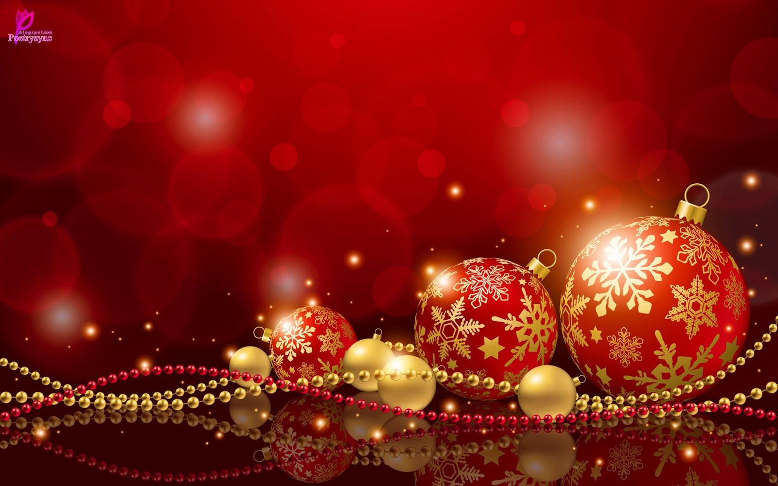 Happy New Year Beautiful Happy Christmas Hd Wallpapers