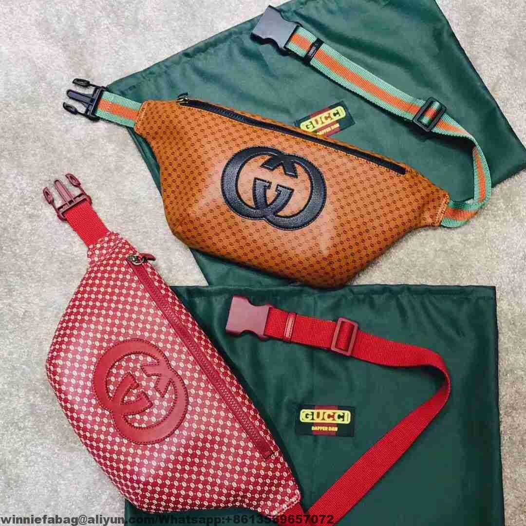 15bca2b38cb8 Gucci-Dapper Dan Belt Bag 536416 2018 | Gucci | Bags, Luxury bags ...