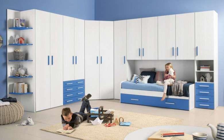 Cameretta Arancione Mondo Convenienza : Camerette moderne per bambini e ragazzi 2017 in 2019 furniture
