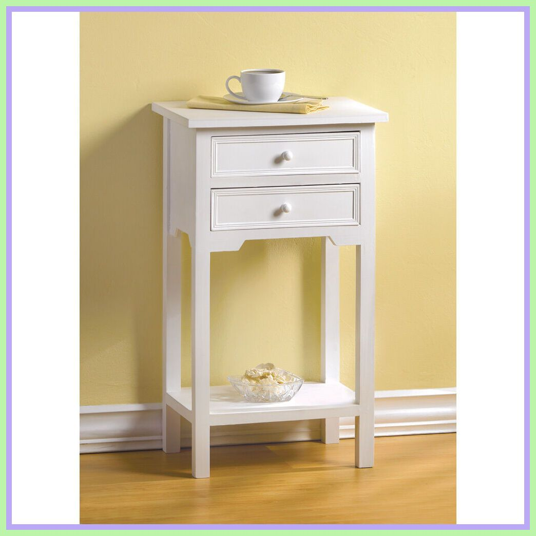 122 Reference Of White Nightstand End Table In 2020 Small White Bedside Table Small Bedside Table White Bedside Table