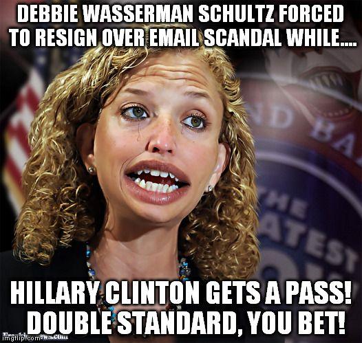 Debbie wasserman schultz meme join