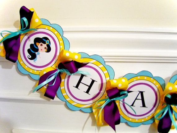 Printable Jasmine Birthday Invitations ~ Great of princess jasmine birthday party invitations plan a