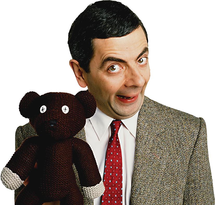 Mr Bean Rowan Atkinson Png Image Mr Bean Best Cartoon Shows Mr Bean Funny