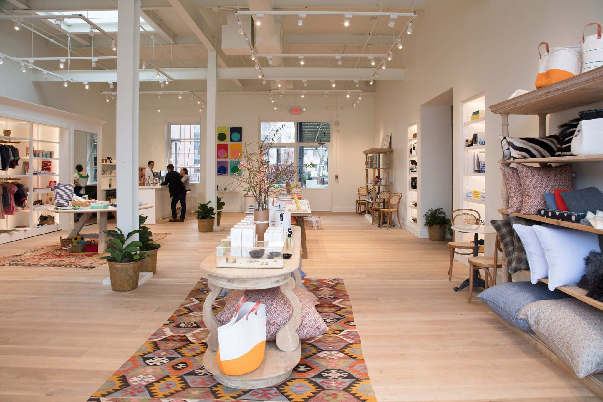 A Fashion Retail Dream Team Opens A New Concept Store In Atlanta