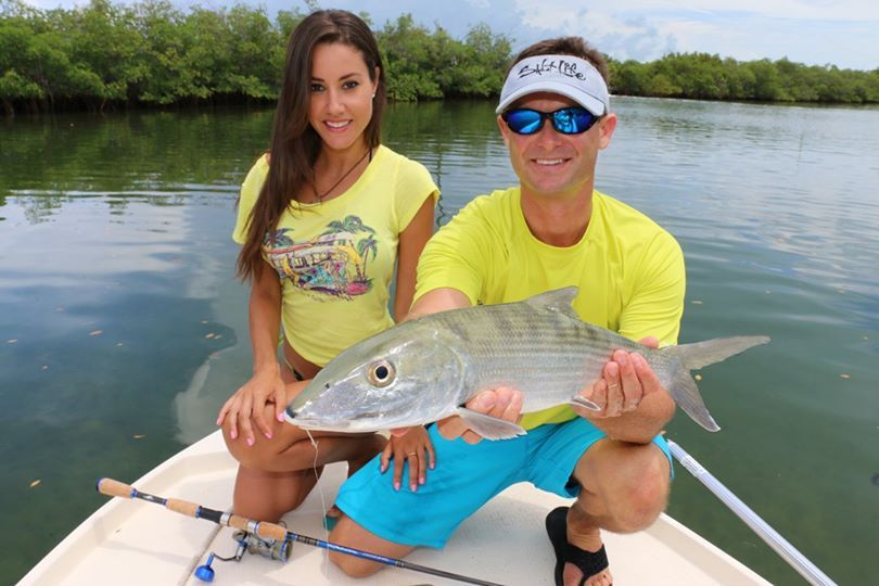 Jimmy nelson and luiza barross fishing in bimini bahamas for Fishing with luiza