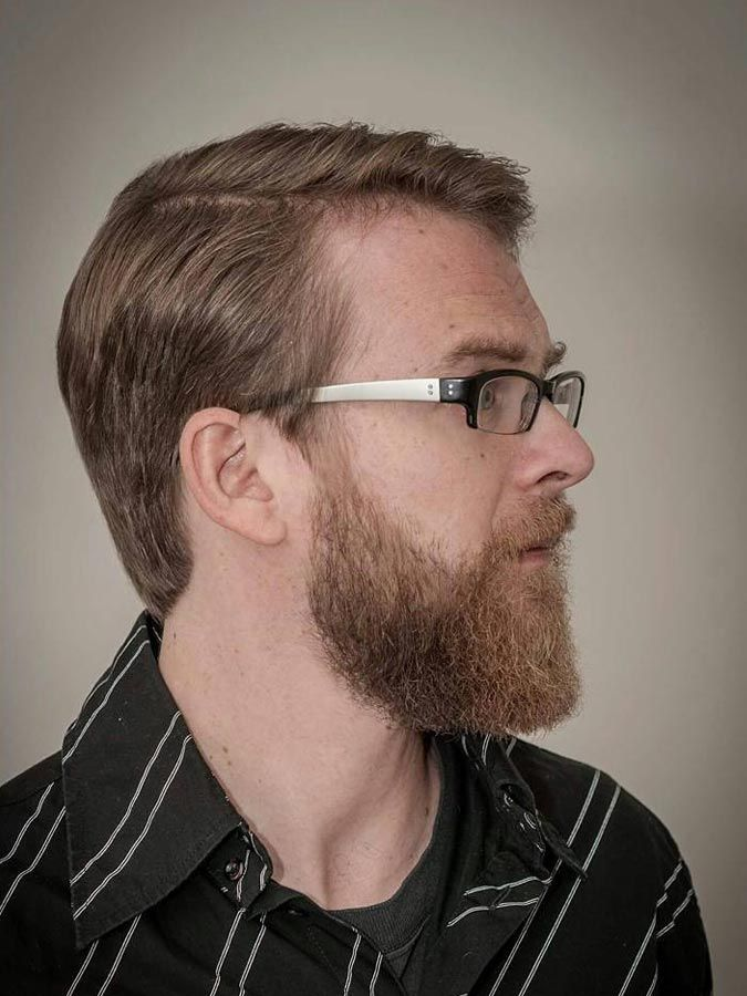 20 Best Hairstyles For A Receding Hairline Extended Mens Hairstyles Side Part Haircut Hair And Beard Styles